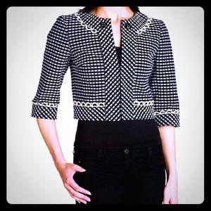 Trina Turk Cropped Jacket